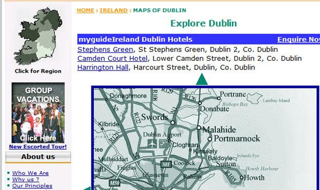Hotel Directories - My guide Ireland