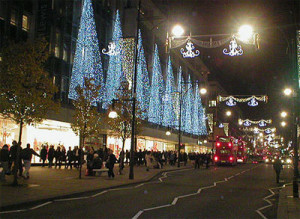 London's Best Shopping Districts