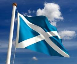 Scotland's History and Culture - Scottish Flag