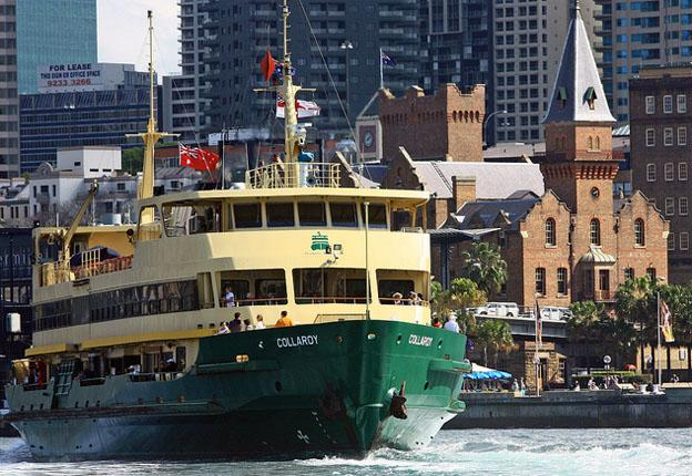 Attractions in Sydney - Sydney Ferries