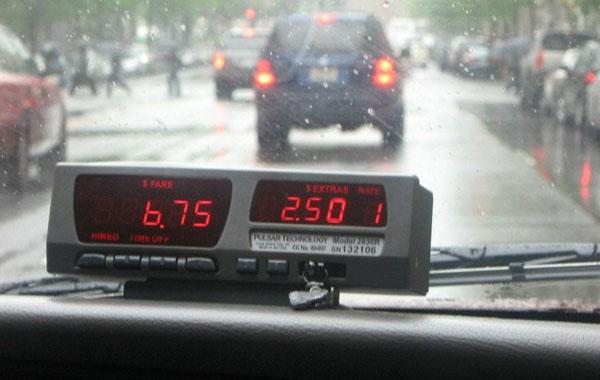 Scams and Hoaxes While Travelling Abroad the taxi meter