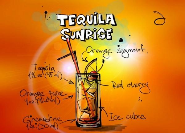 Best Places To Have A Buck's Party - Tequila Sunrise