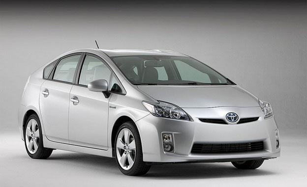 Best cars for traveling - Toyota Prius