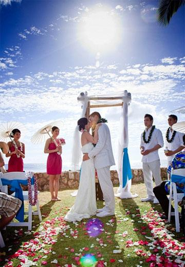 Destination Wedding Travel - Hawaii