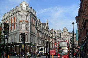 Top 5 London Attractions - West end artsy london