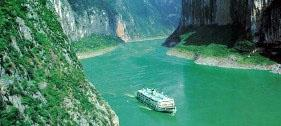 Cruise at Yangtze river
