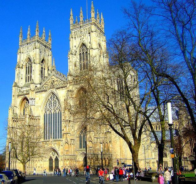 Visit Historical York - York Minister
