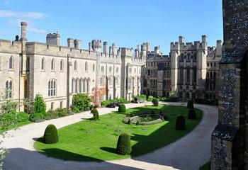 Attractions in Sussex - Arundel Castle