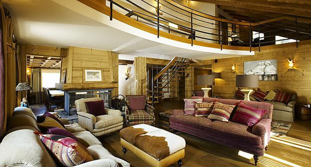 Luxurious Chalets in France - Lapin Blanc Meribel France