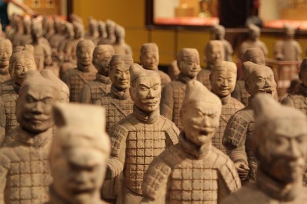 china teracota warrios 2015