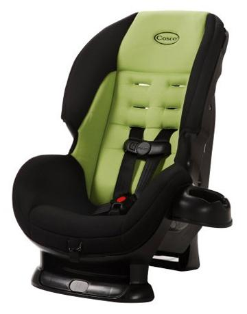 Best Car Seats for Toddlers - Cosco scenera convertible car seat