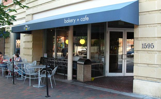 Best Places for Breakfast in Boston- Flour Bakery and Cafe