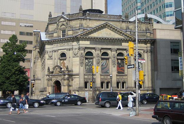 Trip in Canada - hockey-hall-of-fame