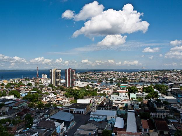 Interesting places In Brazil - Manaus