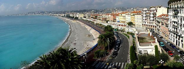 Nice France best county to study abroad