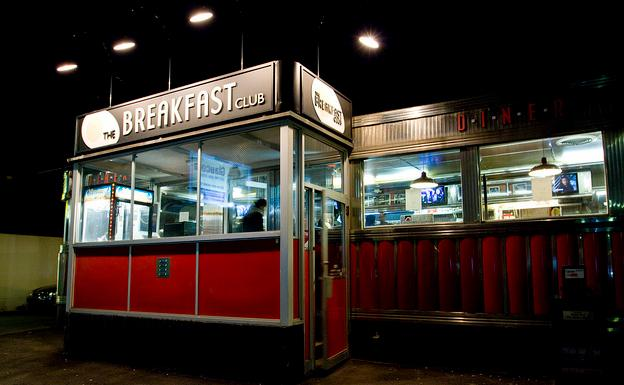 Best Places for Breakfast in Boston -The breakfast club