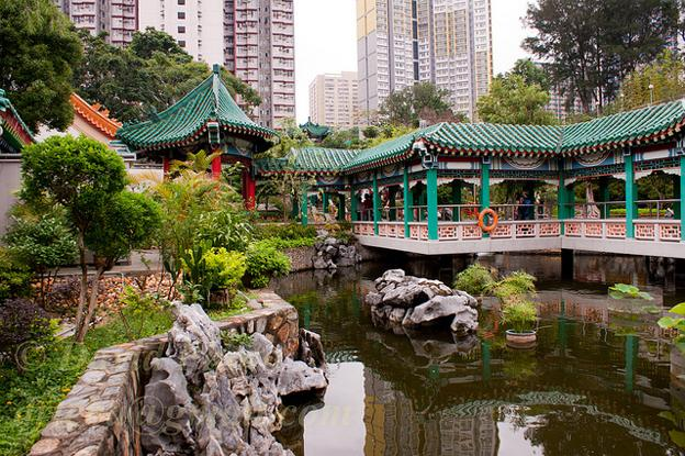 Attractions in Hong Kong - Wong Tai Sin Temple Hong Kong