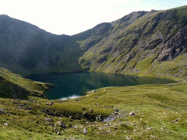 Welsh Walks cadar idris