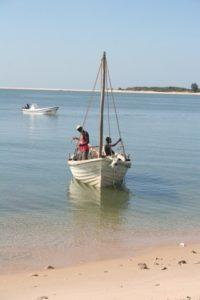 Beach Holiday in Tanzania - Fishing boat