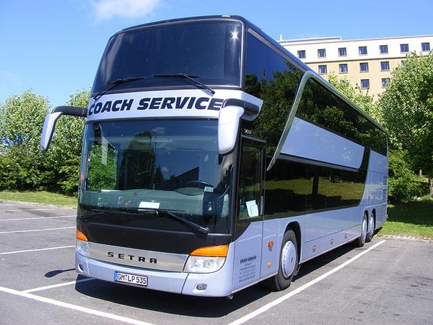 Explore Queensland - Queensland coach service