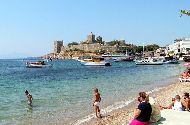Summer Holidays in Turkey - Bodrum