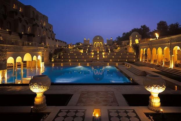 Oberoi Amarvilas agra India Best Exotic Hotel in India