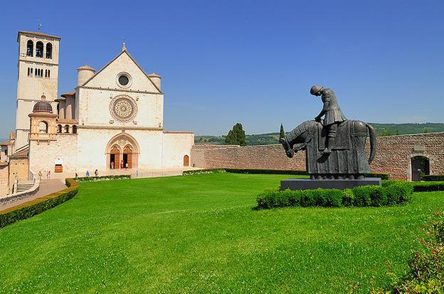 Saint-Francis-Italy