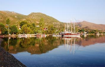 Selimiye marmaris Summer in Turkey 2015