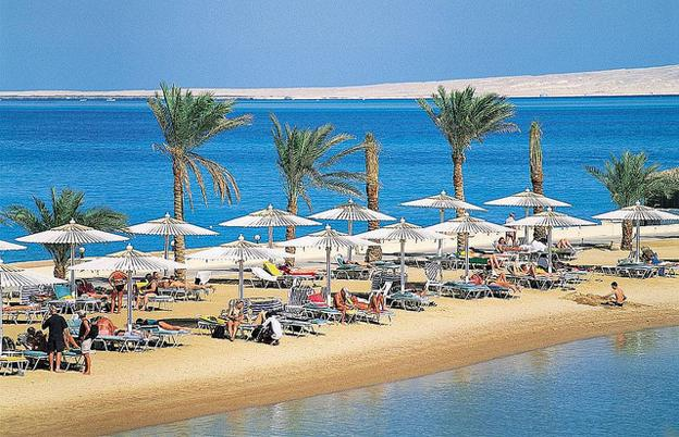 Beaches of Egypt - Hurghada Bbeach in Egypt