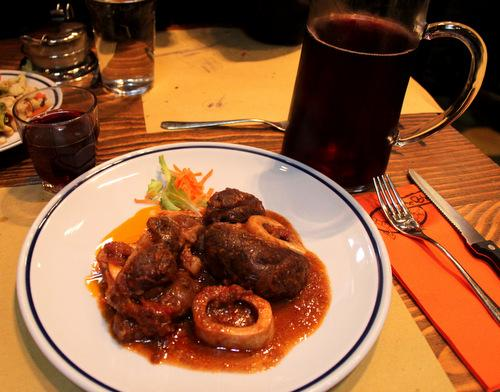 How to Find Good Food in Venice,. Osso Buco