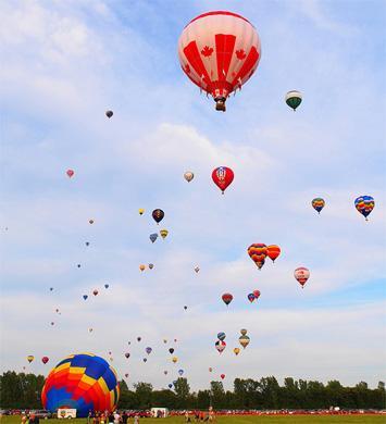 Air Baloon Trips
