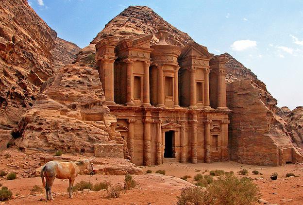 Petra Was Discovered al-dier-petra