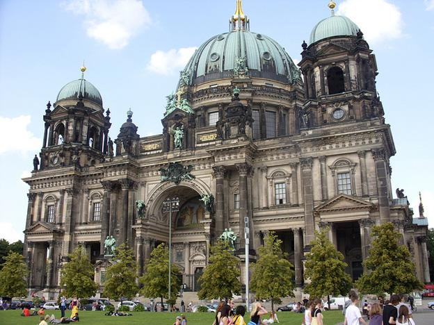 24 Hours in Berlin? Visit Berliner dom