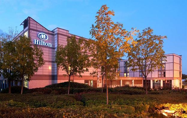 Best Places to Stay in London - Hilton Hotel Croydon