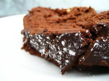 Chocoholics Holiday Ideas Cake