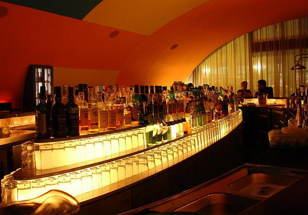 The best nightlife in Berlin at Riva Bar