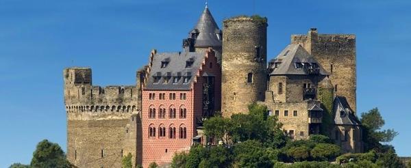 Castle Hotel Auf Schönburg