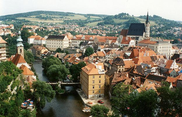 Cesky Krumlov one of the best undiscovered cities in Eastern Europe