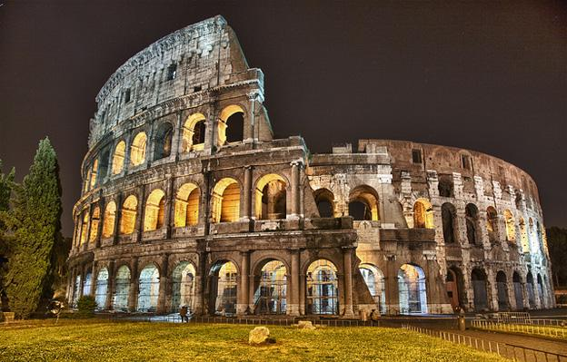Things to Do in Italy: Colosseum-Rome