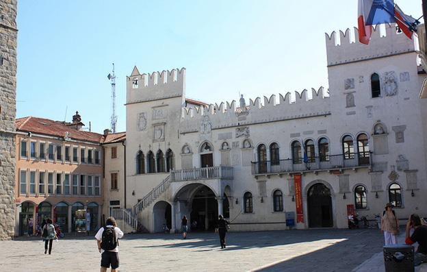 The best things to do In Slovenia: Praetorian Palace