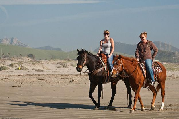 Uplifting holidays for women - horse riding holidays
