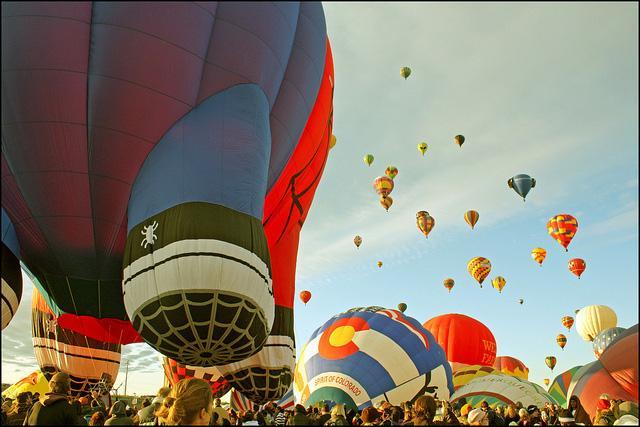 Albuquerque-International-Balloon-Fiesta