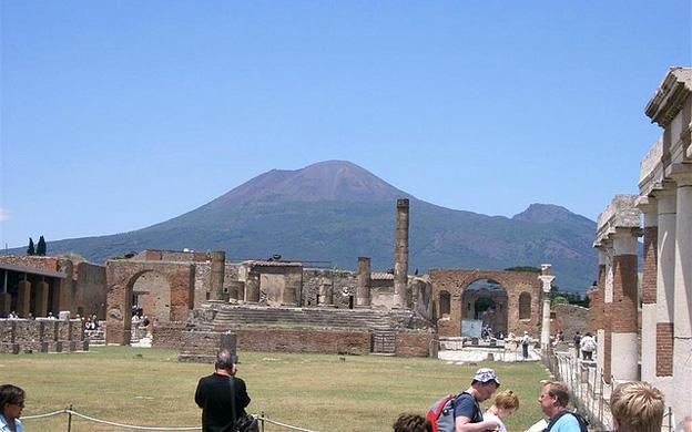 Mt-Vesuvius