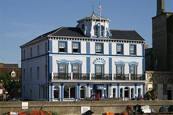 Harwich Hotel a child friendly hotels in Essex
