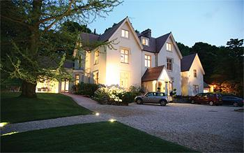 Child Friendly Hotels in Essex Maison Talbooth