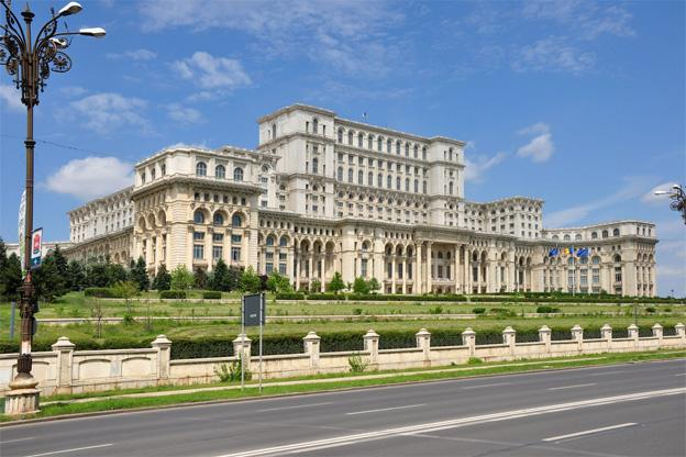 Parliamentary-Palace-Bucharest