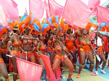 Best Festivals in August -  crop over barbados