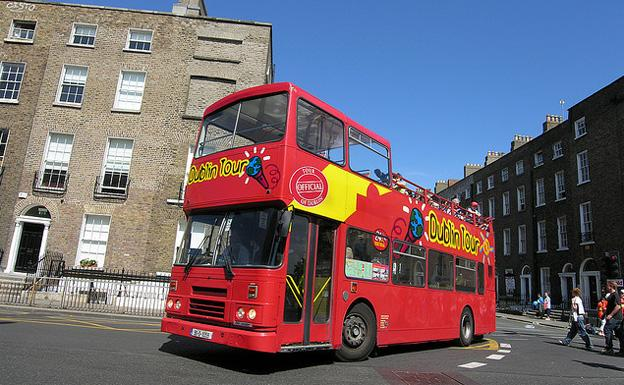 Get around Europe by bus