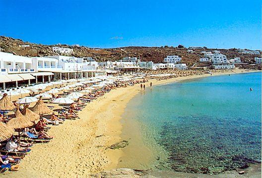Jet Ski locations in the Mediterranean sea