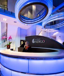 Hotel Indigo in London